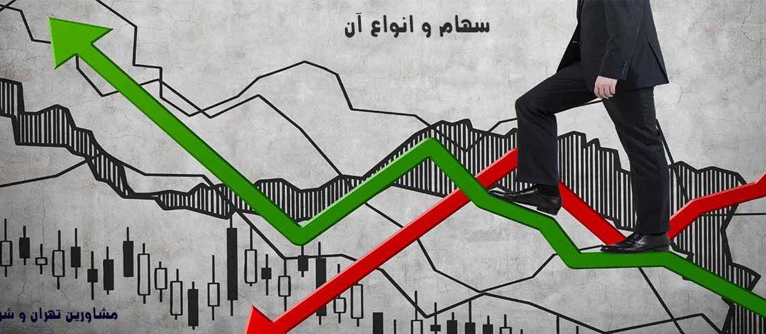 تعریف اوراق سهام_مشاورین تهران و شرکا