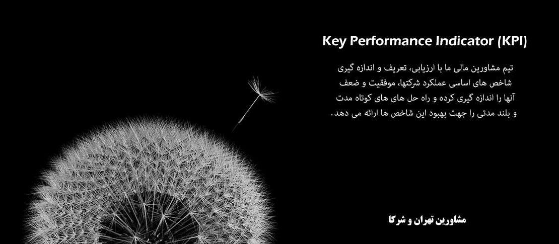 شاخص اساسی عملکرد _مشاوره مدیریت مالی_ مشاورین تهران و شرکا TCP